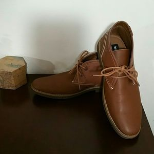 Madden Brown Chukka Ankle Boots